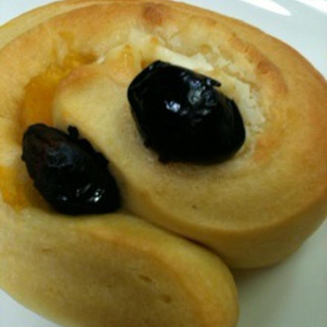 HBでお惣菜パン2種
