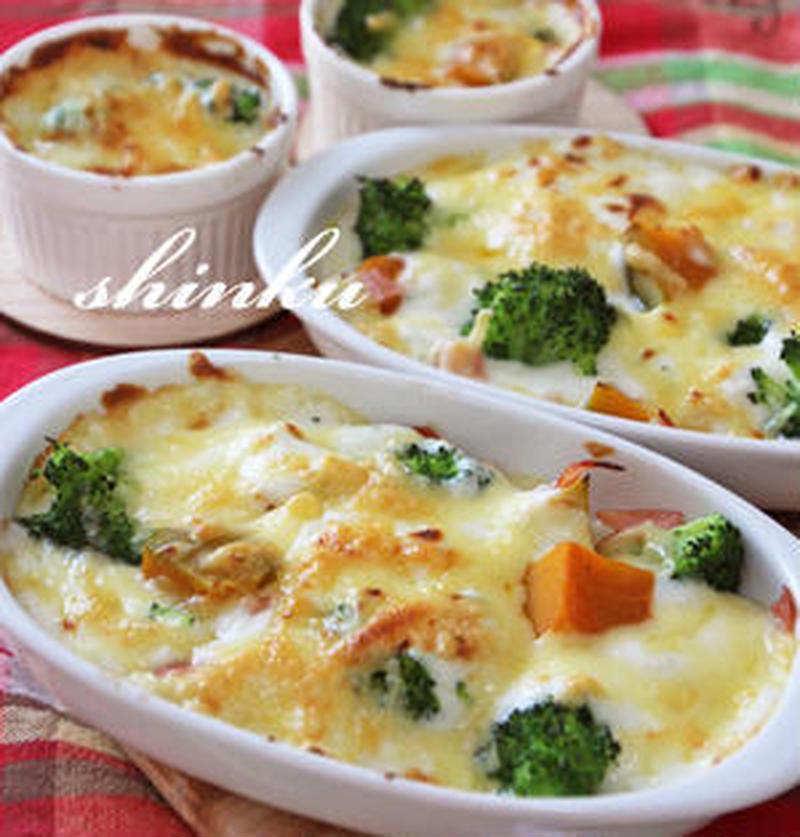 ブロッコリーをもっと食べやすく!おすすめグラタンレシピ