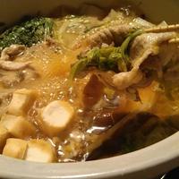 [レシピ] なべしゃぶ第二段☆お安いお野菜を美味しく食べれるおつゆを活かして◎