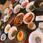 1食目はカラダも喜ぶ韓国料理