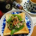 ブロッコリーとツナのサラダ 赤と緑がきれいなパプリカふりふり by mogさん