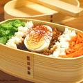 【今日のわっぱ弁当】ビビンバ丼 by みぃさん