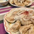 今年も旧正月に水餃子【具の作り方】。