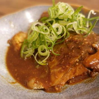 【recipe】サバの赤味噌煮/最近のグッズ