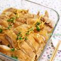 電子レンジで【旨味噌鶏チャーシュー】 &秋田郷土料理ほろほろ(作レポ)