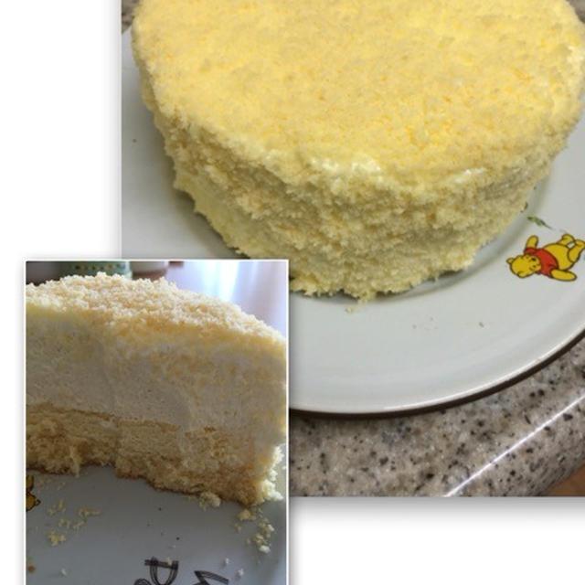 旦那ちゃんのスターウオーズ 誕生日ケーキ