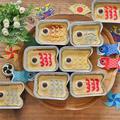 少年の心を持ち続ける旦那へのおやつ 「材料3つで作れるスフレチーズケーキ」こいのぼり編