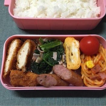 毎日のお弁当3