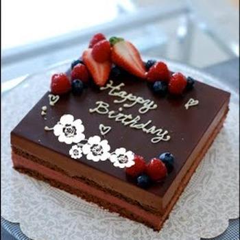 Chocolate&Raspberry Mousse