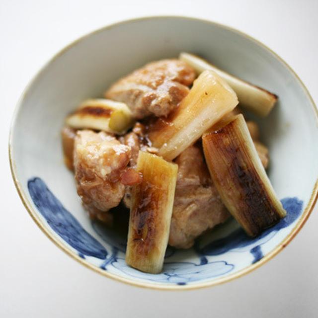 鶏肉の梅干煮