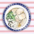 高野豆腐のあっさり煮