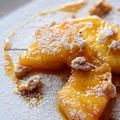 パイナップルのキャラメルソテー