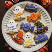 ハロウィンのクッキー*キャンデー