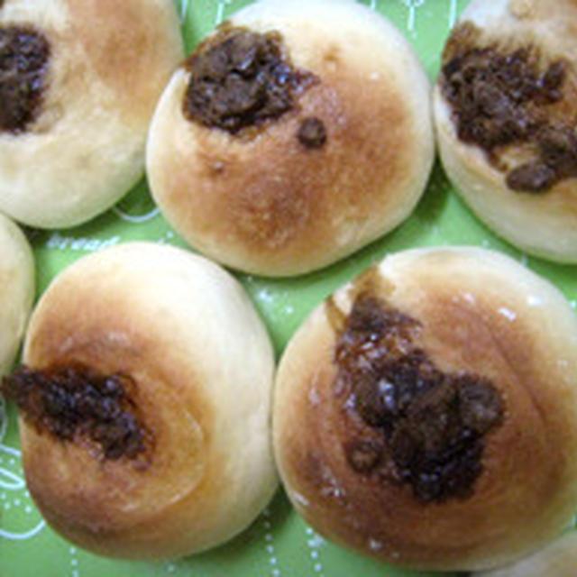 黒糖バターパン