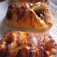 サムジャン茄子のパン
