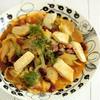白菜と豆&マグロのトムヤムクン