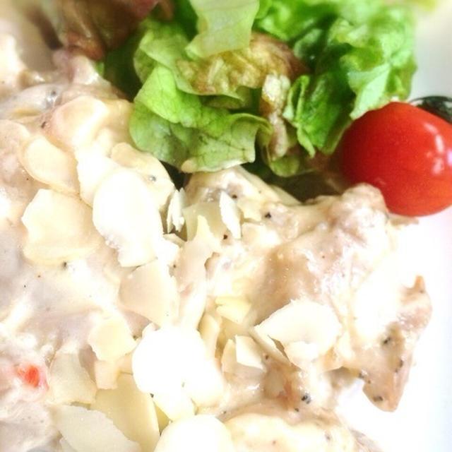 お子様でも美味しく食べれる鶏肉のスィートチリマヨ