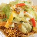 ■簡単5分で【冷凍食品・リンガーハットの皿うどんキッドが美味しかったです♪】