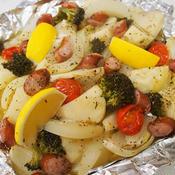 イタリアンハーブミックスで野菜のグリル