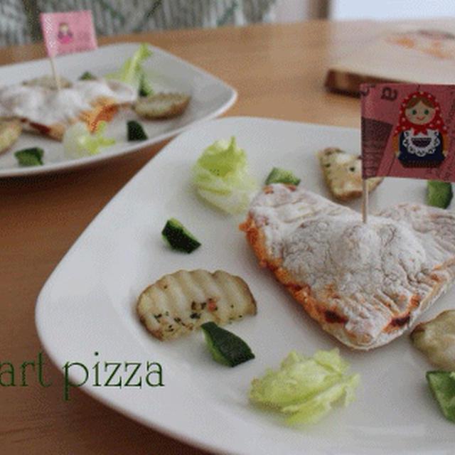 手作りピザ★