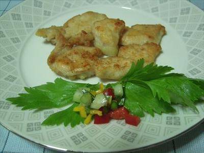 タイ風鶏肉ソテー・ヘルシーで美味しく