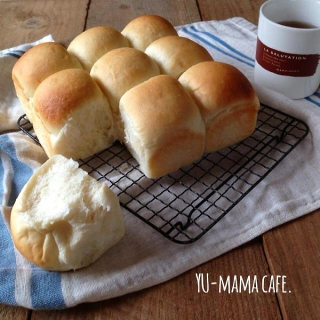 【手ごねぱん】はちみつちぎりパン*パン屋さん巡り