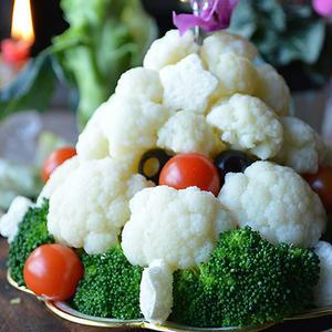 見栄え抜群♪クリスマスに作りたい「ポテトサラダ」アイデア