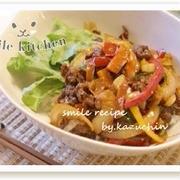 野菜と肉のバランスが絶妙なプルコギ丼