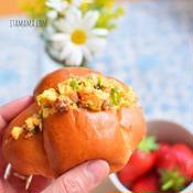 秋刀魚のつくりおきで簡単朝ご飯!サンドイッチ