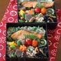 鮭の西京焼き ✿ 天ぷら(๑¯﹃¯๑)♪