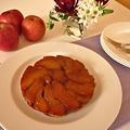 冬の焼き菓子 タルト・タタン