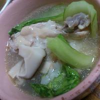 BRITAの水で作る世界の料理レシピコンテスト☆鶏のコラーゲンスープ☆