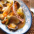 スペインArroz Brut☆マジョルカ風の海鮮ライススープ by Runeさん