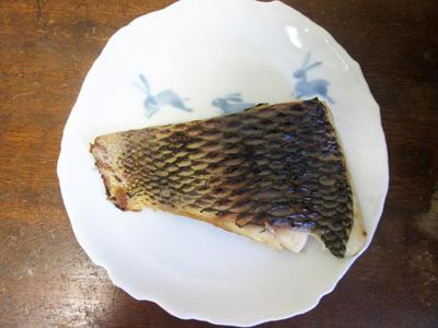 【台湾の鯛】 de ぬか&味噌  ★W発酵★ 漬け焼き〜 ♡