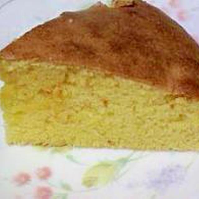 健康法師の アーモンドプードルで風味UPの簡単ケーキ