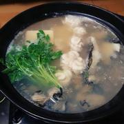 ヤマキ基本のだしで海鮮湯豆腐