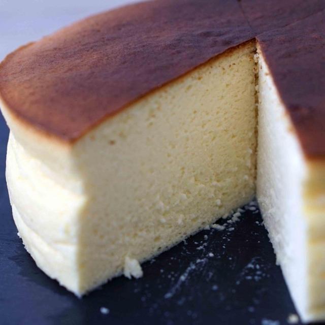 スフレ チーズケーキのレシピ ひび割れない為に重要なポイント