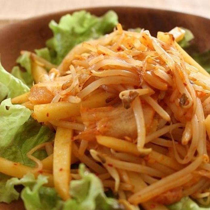 もう味付けに迷わない!もやし炒めの基本レシピ&人気アレンジ12選の画像