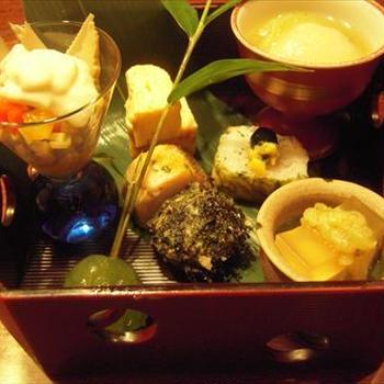 四季の味喜膳でランチに、大徳寺ご膳