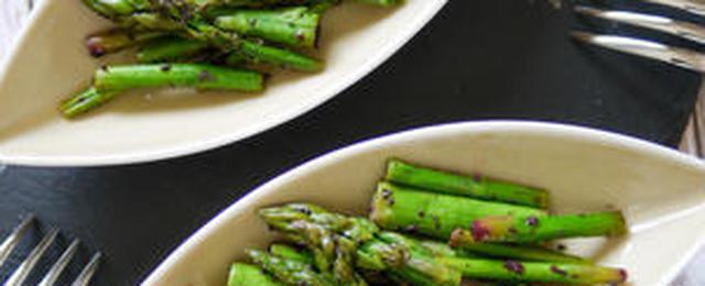 丸ごとでもカットしても♪さっぱり食べたい「アスパラマリネ」レシピ