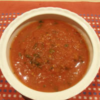 自家製 トマトソース