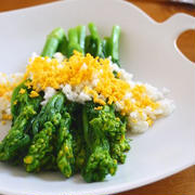 菜の花のミモザサラダ♪春のおもてなしレシピ