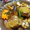 ラム肉がラム酒と昆布締めで極上品に。