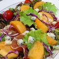 ◆福岡県産 早秋(かき)の簡単サラダ♪