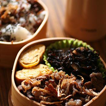 茶色の弁当は栄養満点の証?