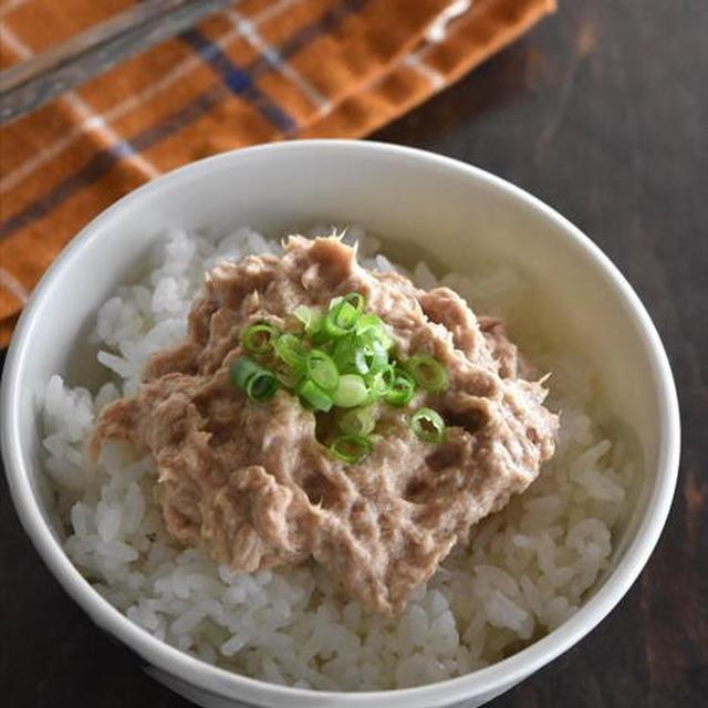 さくっと作れる!漢飯レシピ「缶詰があれば完成!「ツナマヨ丼」」~マイナビニュースに掲載