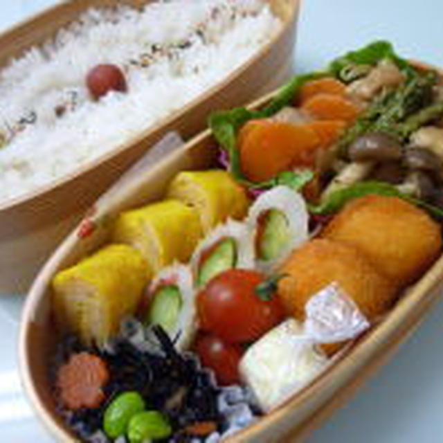5月30日 甘酢チキンソテー弁当