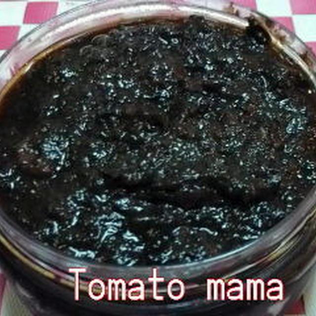 海苔の佃煮&ベビーホタテサラダ