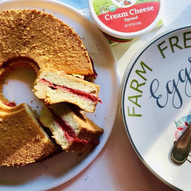 ビクトリアケーキを子ども用にアレンジ☆バターを使わないヘルシーケーキに