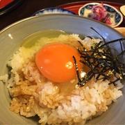京都 大原の玉子かけご飯のお店「はんじ」♪